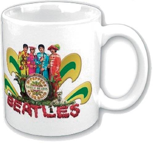 Tazza the Beatles Sgt Pepper Naked