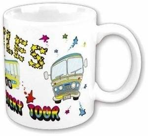 Tazza the Beatles Magical Mystery Tour