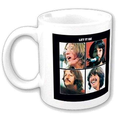 Tazza the Beatles Let It Be