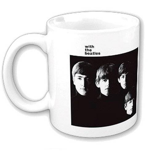 Tazza the Beatles With the Beatles