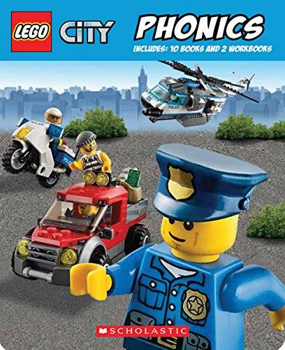 Quinlan B. Lee Phonics Boxed Set (Lego City)