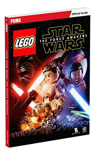 Prima Games LEGO Star Wars: The Force Awakens: Prima Official Guide (Standard Edition Guide)