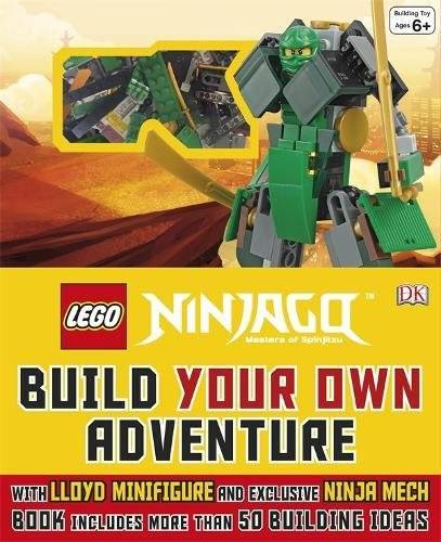 Vv.Aa. Lego Ninjago. Build Your Own Adventure