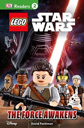 David Fentiman Lego Star Wars: The Force Awakens (DK Readers. Lego)