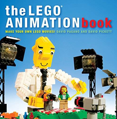 David Pagano The Lego Animation Book