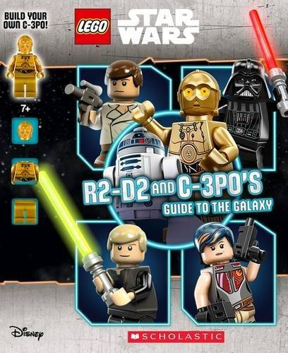Ace Landers LEGO STAR WARS: R2-D2 and C-3P0's Guide to the Galaxy