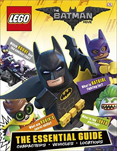 Julia March Lego Batman Movie Essential Guide