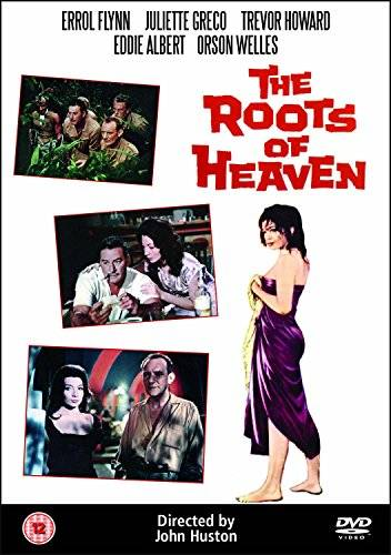 The Roots Of Heaven [DVD] (1958) [Reino Unido]