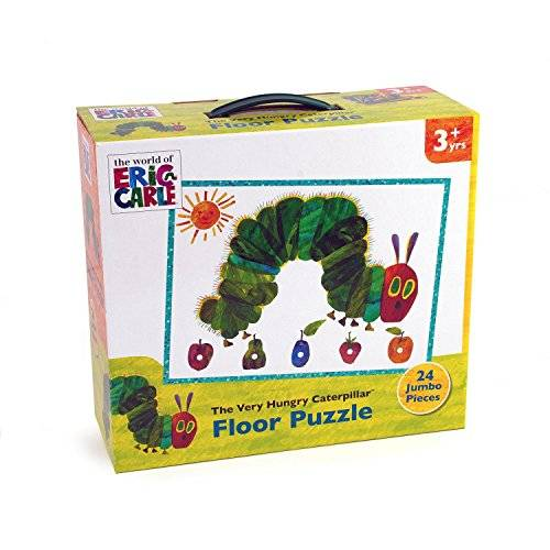 Very Hungry Cat Floor Puzzle