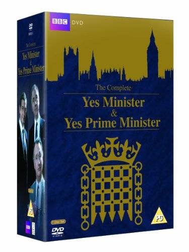 PRiME Yes Minister & Yes Prime Minister - The Complete Collection Box Set [Reino Unido] [DVD]