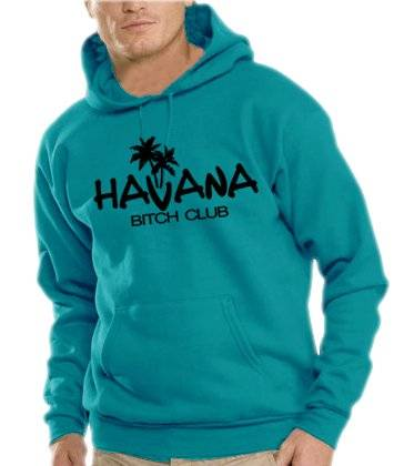 Touchlines Sweatshirt Havana - Bitch Club - Sudadera, divablue, M