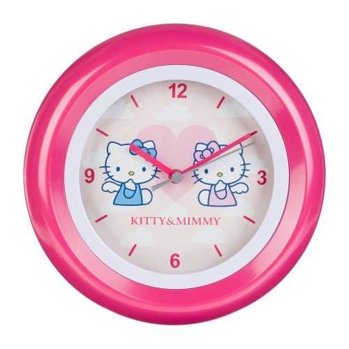 Hello Kitty HK28-5 - Reloj de pared