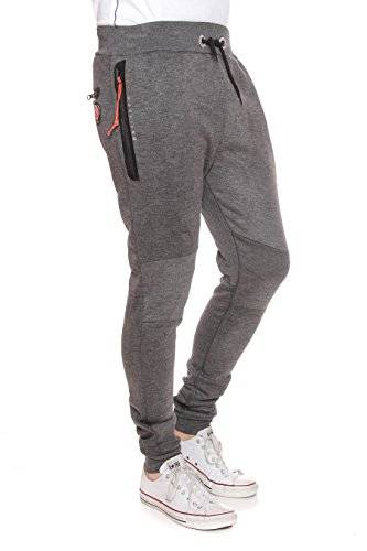 Geographical Norway Pantalón Deporte Mobal Gris Oscuro L