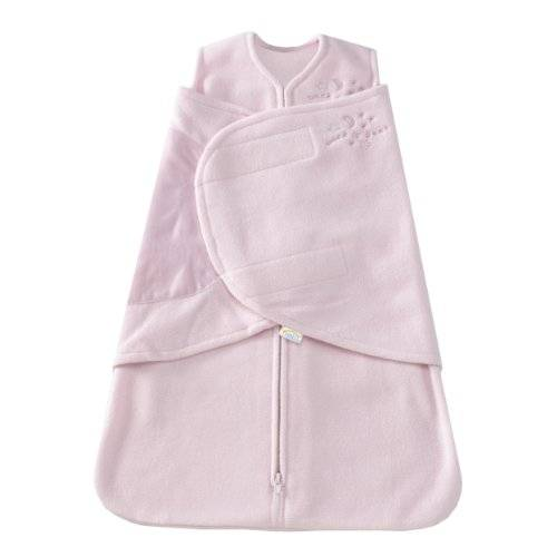 Halo Innovations - Pijama unisex, color rosa, talla 0-3 meses