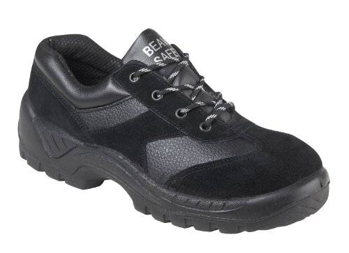 Parent Units Beaver 505 S1 Trainer - Botas para hombre, color negro, talla 39