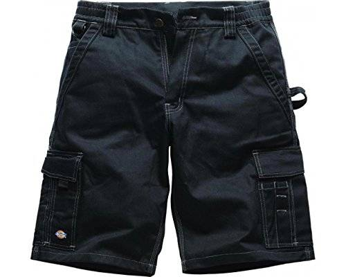 Dickies Industry 300 - Pantalones cortos, negro, IN30050