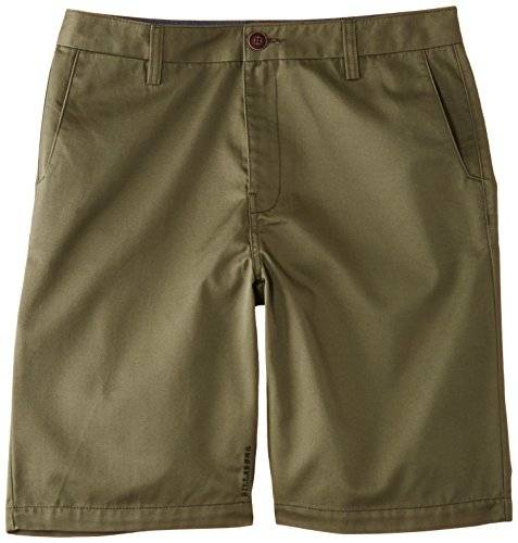 Billabong S2WK05 - Short para niños, color beige (dark surplus), talla 8 años (128 cm)