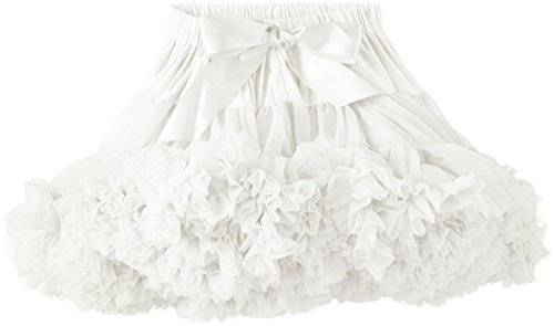 The North Face Angels Face Snow Drop Tutu - Size: 3-4 Years - Vestido para niñas, color weiß - white (snow drop), talla 4 años (104 cm)