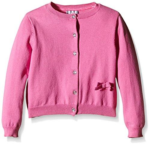 The North Face Angels Face Bright Pink Angels Wings Cardigan-chaqueta punto Niños, Rosa (Rosa - Hellrosa), 3 años
