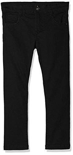 United Colors of Benetton Trousers, Pantalones para Niños, Negro (Black 100), Talla única