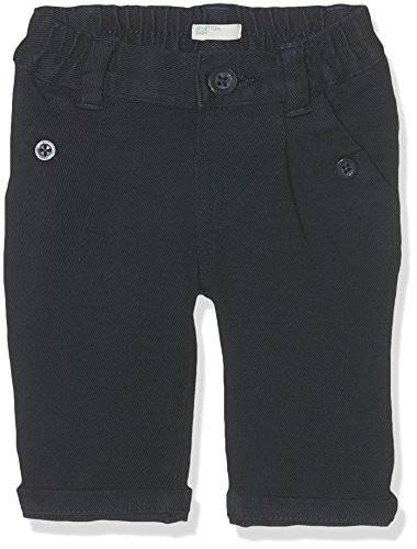 United Colors of Benetton Trousers, Pantalones para Bebés, Azul (Navy 275), 68