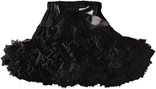 The North Face Angels Face Jet Black Tutu - Size: 3-4 Years - Vestido para niñas, color schwarz - jet black, talla 4 años (104 cm)