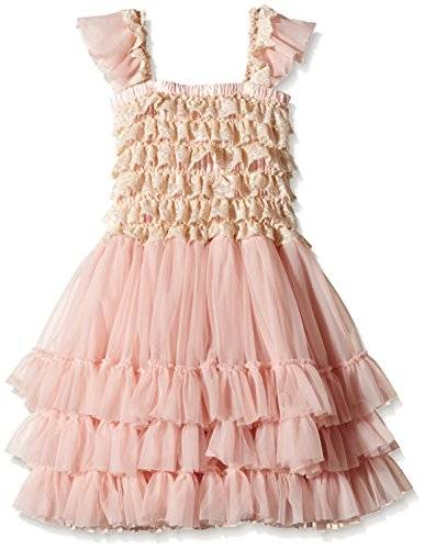 The North Face Angels Face Ballroom Dress Blush, Vestido Para Niñas, Rosa (Blush), 6-8 años