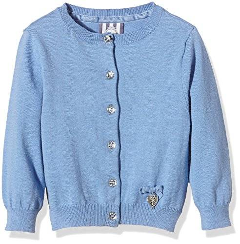 The North Face Royal Wing Charm Cardigans, Chaqueta para Niños, Azul (Bluebell), 8-9 Años