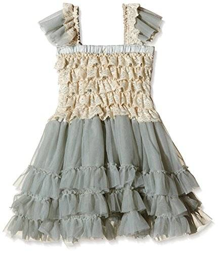 The North Face Ballroom Dress Size: 0-1 Years, Vestido para Niños, Gris (Metal), 6-9 Meses