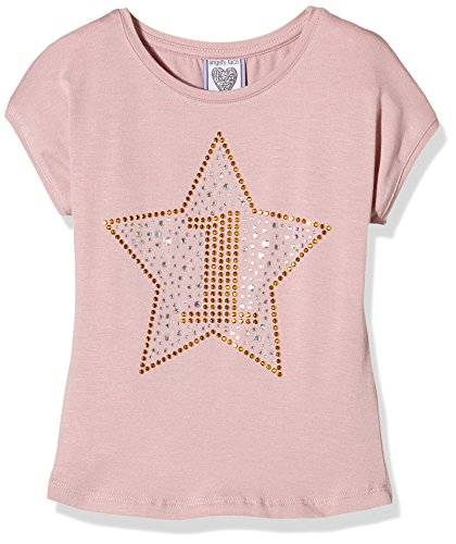 The North Face Birthday Star T-Shirt, Camiseta para Bebés, Rosa, 2 Año
