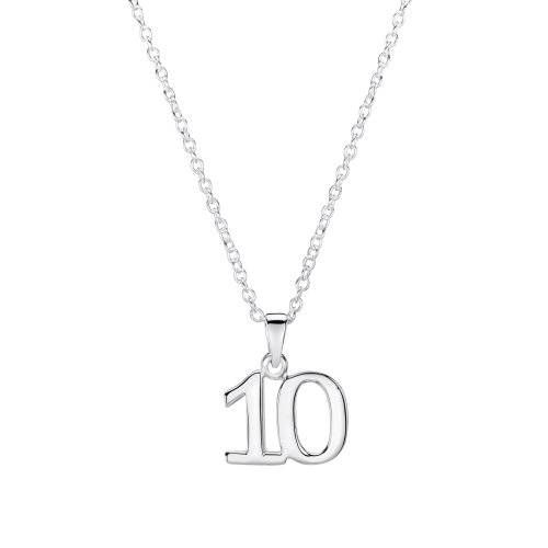 Jo for Girls PEARLS FROM THE PAST CP10N - Collar de plata de ley sin gema
