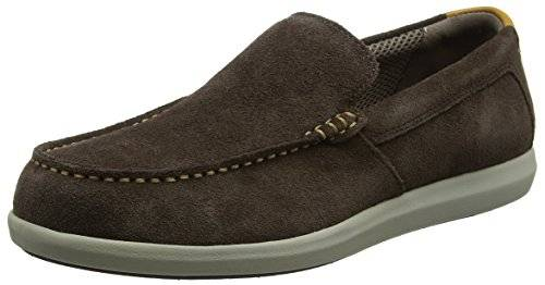 Geox U Yooking B, Mocasines para Hombre, Marrón (Chocolate), 46 EU