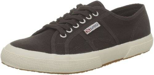 Superga 2750 Cotu Classic, Zapatillas Unisex, Marrón (K51 Dark Chocolate), 41 EU (7 UK)