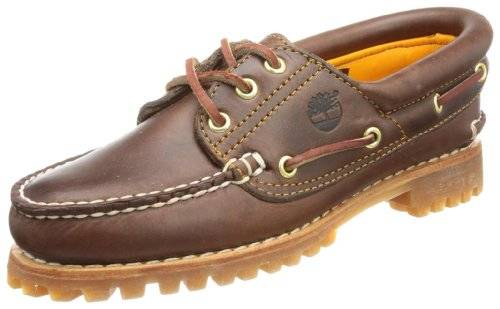 Timberland Heritage FTW Noreen 51304 - Náuticos para mujer, Brown, 37