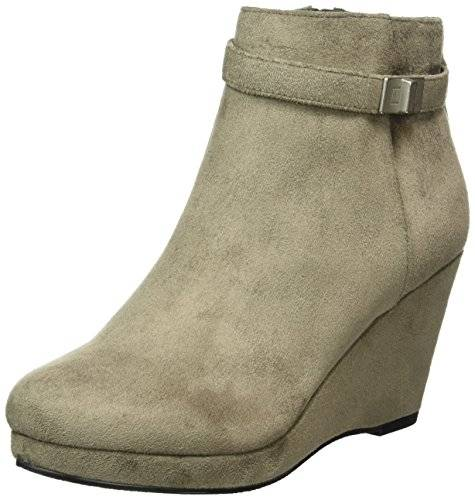 Another Pair of Shoes WhitneyE1, Botines para Mujer, Gris (grey08), 41 EU
