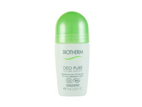 Biotherm Déo Pure, Desodorante Roll-On Biológico, 75 ml