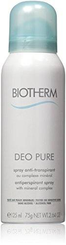 Biotherm Pure Desodorante Spray - 125 ml