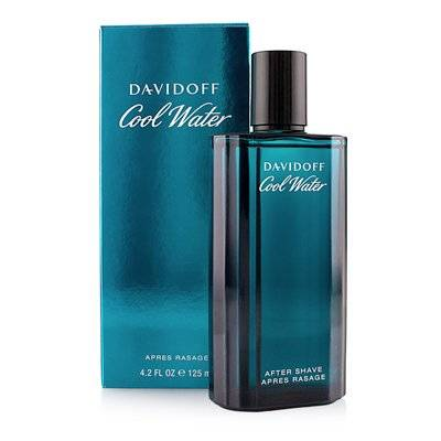 Davidoff - Cool Water - After Shave para hombres - 125 ml
