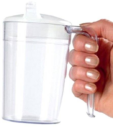 Ability Superstore Clear - Taza de policarbonato