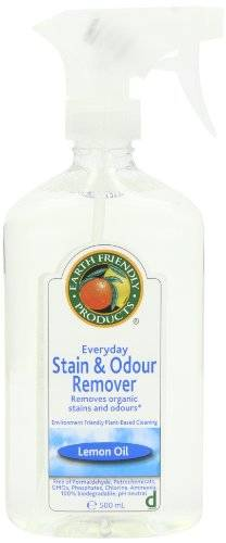 Earth Friendly Products Stain & Odour Remover - Trigger Spray - 500Ml