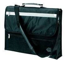 Mapac Tipo Care 11063003 45 x 10 x 35 cm Synthetic material Sketch Bag, black