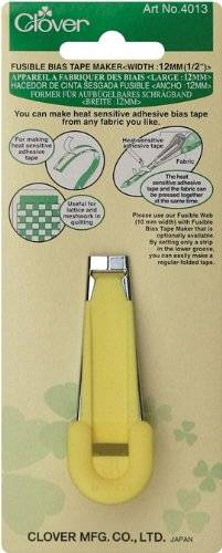 Clover Fusible Bias Tape Maker-1/2
