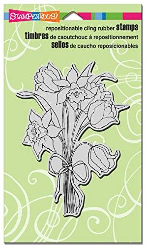 Stampendous Cling Stamp 4