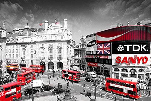 Poster Revolution GB eye LTD, London, Piccadilly Circus, Maxi Poster, 61 x 91,5 cm