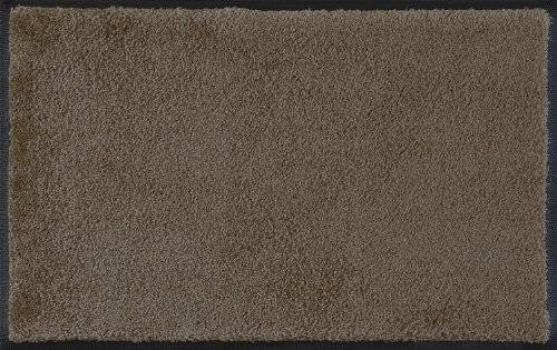 Wash+Dry Alfombra Taupe 60x90, Marrón
