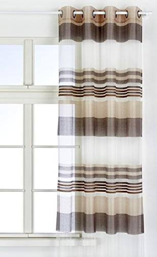 HomeMaison.com HM69807200 - Cortina, 140 x 240 cm, color beige