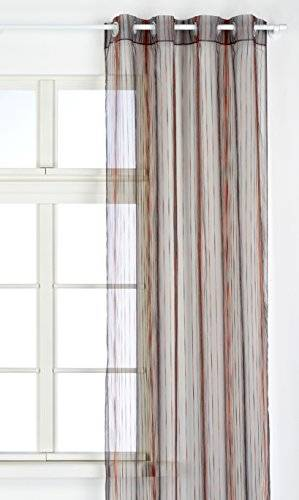HomeMaison.com HM69807009 - Cortina, 140 x 260 cm, color safran