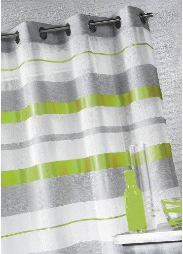 HomeMaison.com HM69807026 - Cortina, 140 x 240 cm, color verde fosforescente
