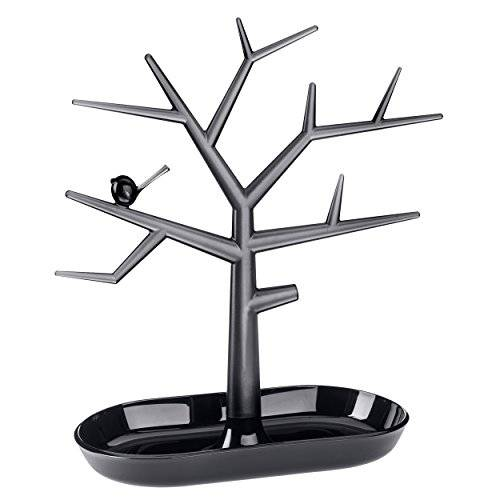 Koziol Grey Pip Jewellery Tree