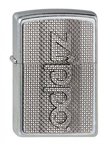 Zippo 2.003.236 Collection 2013 - Mechero (cromo), relieve con logotipo